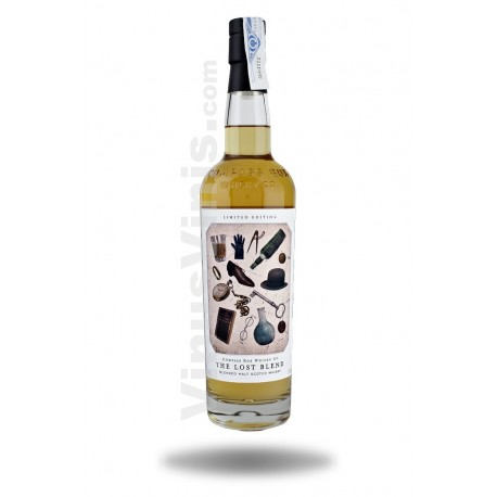 Whisky Compass Box The Lost Blend Limited Edition