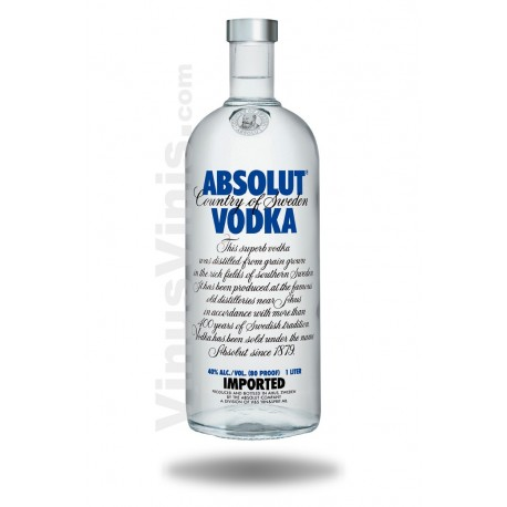Vodka Absolut (1.5L)