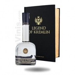 Vodka Legend of Kremblin (gift set)