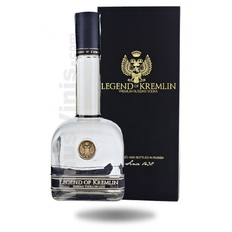 Wodka Legend of Kremblin