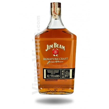 Whiskey Jim Beam Signature Craft 12 jahre