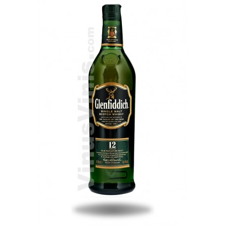 Whisky Glenfiddich 12 años Special Reserve