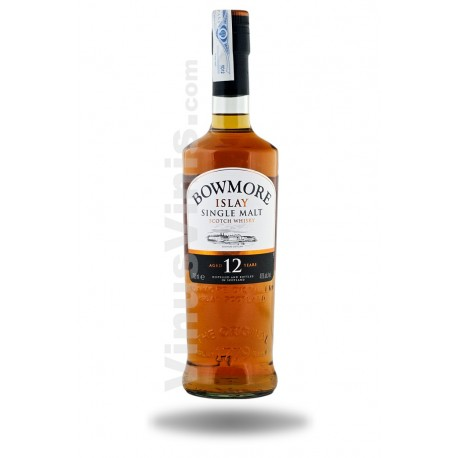 Whisky Bowmore 12 jahre