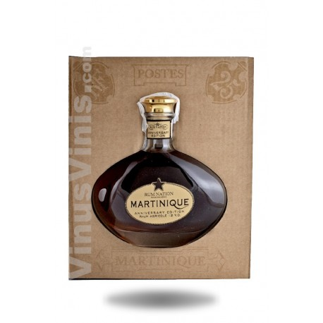 Ron Martinique 12 años - Anniversary Edition