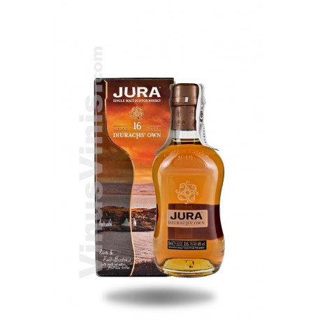 Whisky Isle of Jura 16 ans (20cl)