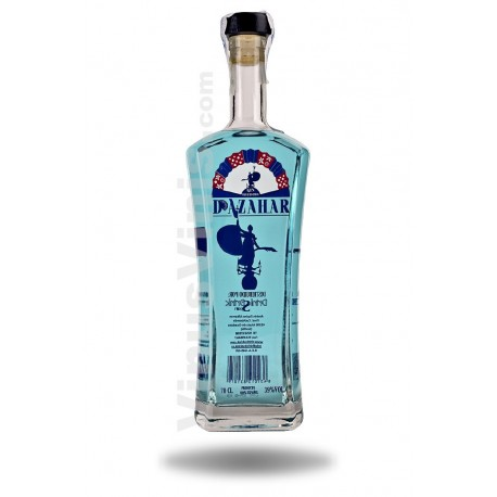 Gin D'Azahar Blue Edition