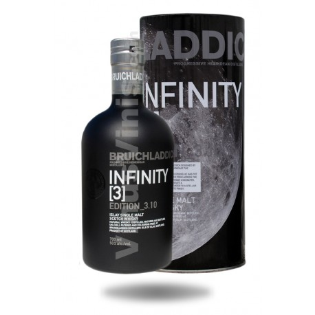 Whisky Bruichladdich Infinity Edition 3.10