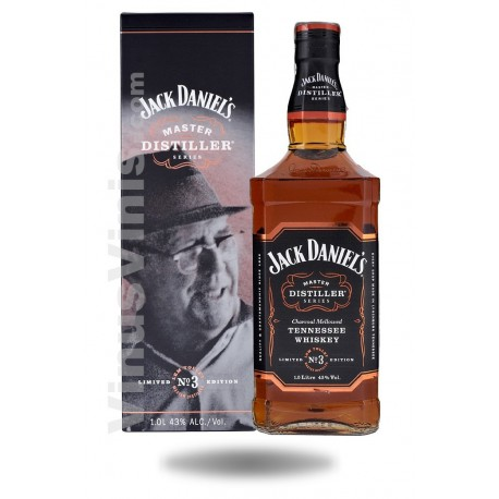 Whisky Jack Daniel's Master Distiller Series No 3 Limited Edition (1L)