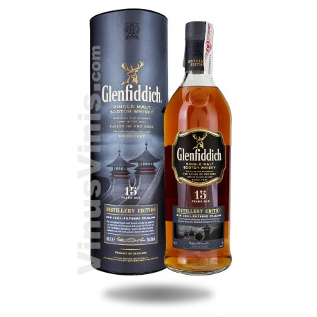 Whisky Glenfiddich 15 jahre Distillery Edition (1L)