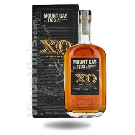 Rhum Mount Gay XO