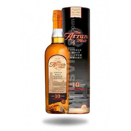 Whisky The Arran Malt 10 Years Old