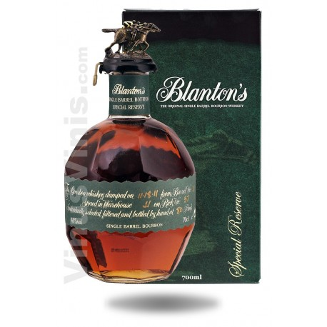 Whisky Blanton's Gren Label Special Reserve