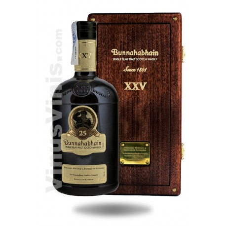 Whisky Bunnahabhain 25 Years Old
