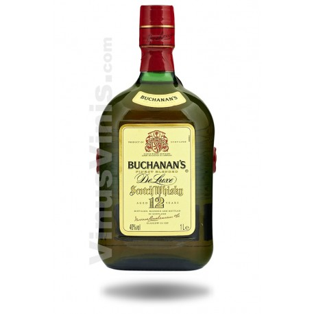Whisky Buchanan's 12 ans (1L)