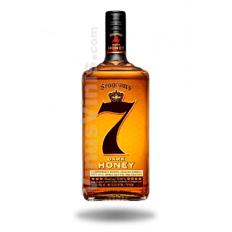 Whisky Seagram's 7 Crown Dark Honey