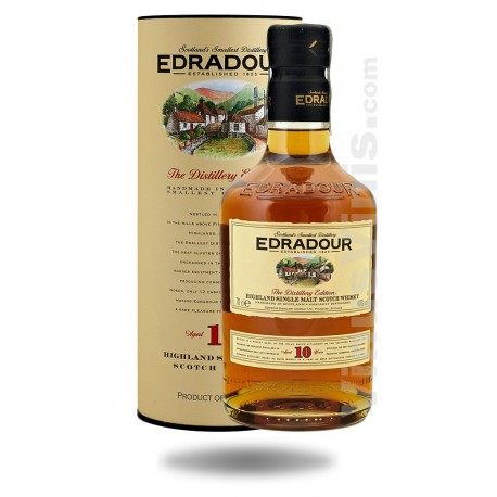 Whisky Edradour 10 Years Old