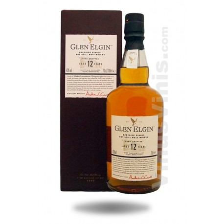 Whisky Glen Elgin 12 años