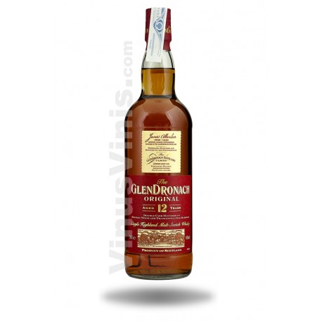 Whisky The Glendronach 12 ans