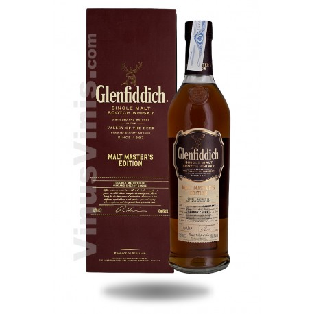 Whisky Glenfiddich Malt Master's Edition Sherry Cask