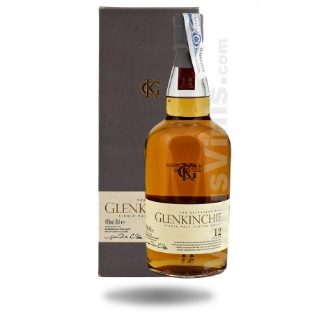 Whisky Glenkinchie 12 Years Old