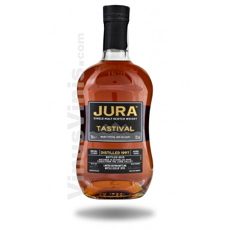 Whisky Isle of Jura 1997 Tastival 2015