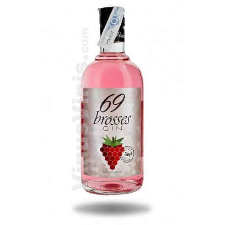 Gin 69 Brosses Strawberry