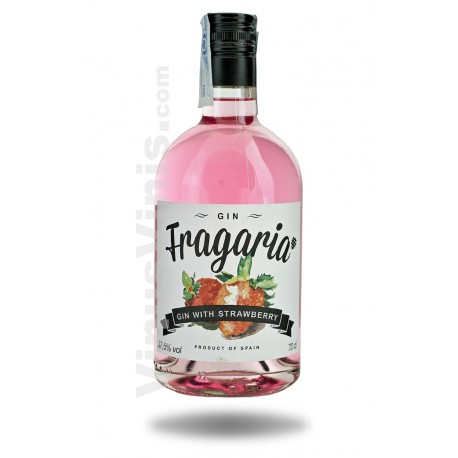 Gin Fragaria Strawberry