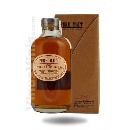 Whisky Nikka Pure Malt Red