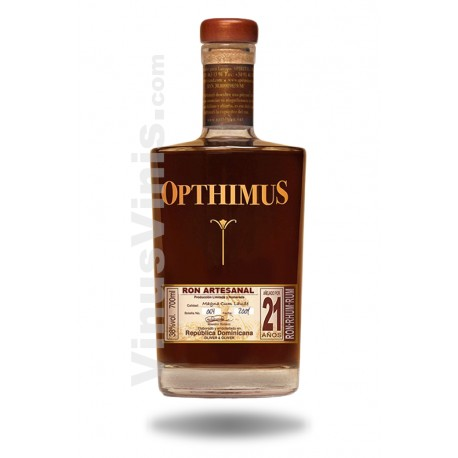 Rum Opthimus 21 Years Old