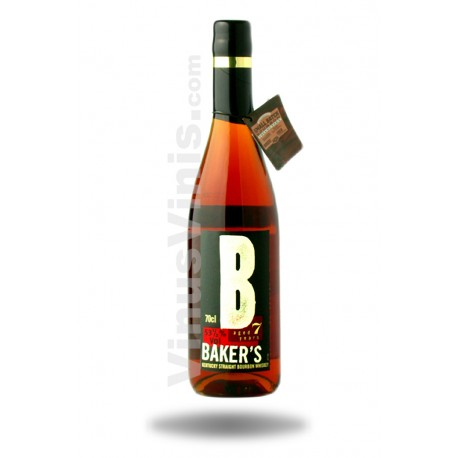 Whiskey Baker's 7 años