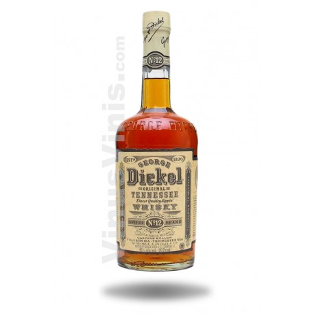 Whiskey George Dickel No 12 (1L)