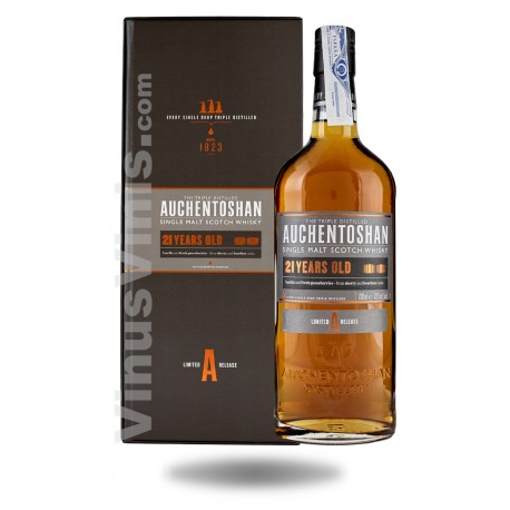 Whisky Auchentoshan 21 Years Old