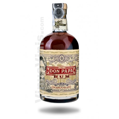 Rhum Don Papa Small Batch 7 ans