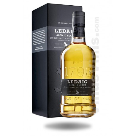 Whisky Ledaig 10 Years Old