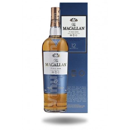 Whisky The Macallan 12 ans Fine Oak