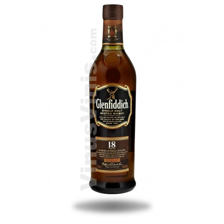 Whisky Glenfiddich 18 ans