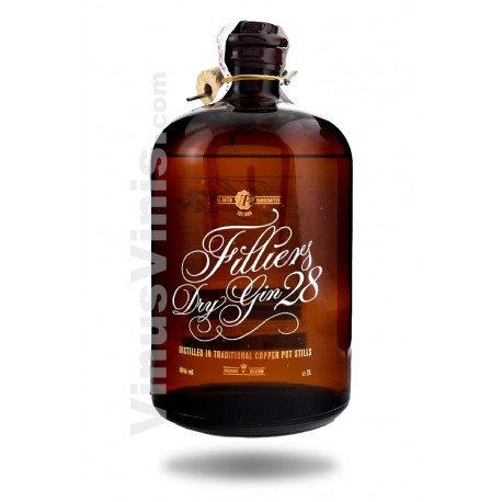 Gin Filliers Dry Gin 28 (2L)