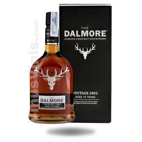 Whisky The Dalmore Vintage 2003