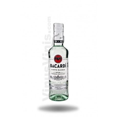 Ron Bacardi Carta Blanca (35cl)