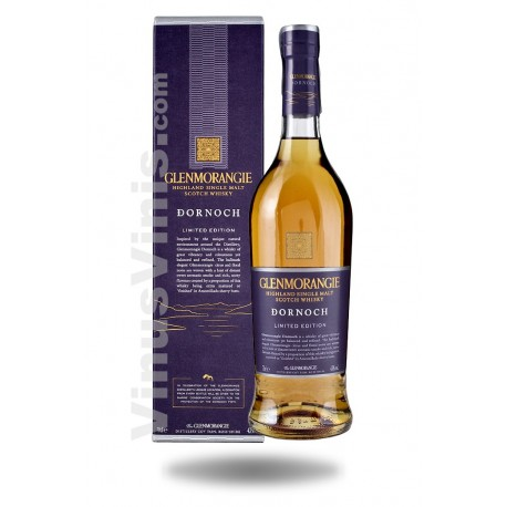 Whisky Glenmorangie Dornoch Limited Edition