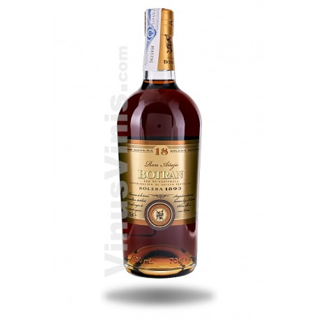 Rum Botran Solera 1893 18 Years Old