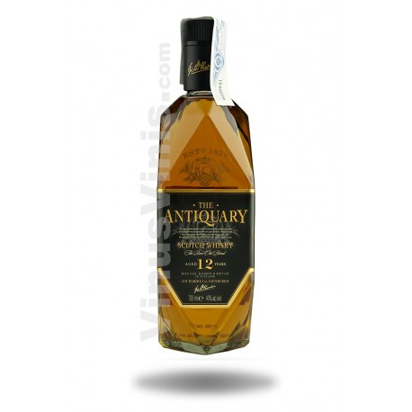 Whisky The Antiquary 12 Years Old
