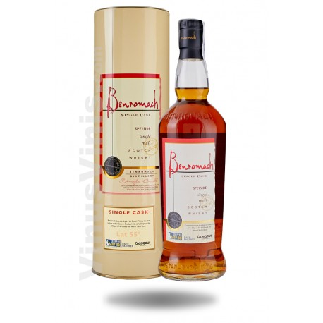Whisky Benromach 1999 Latitude 55