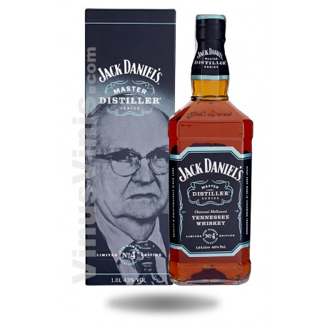 Whisky Jack Daniel's Master Distiller Series No 4 Limited Edition (1L)
