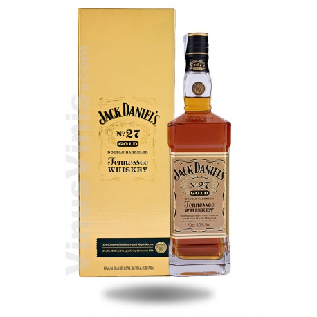 Whisky Jack Daniel's No 27 Gold