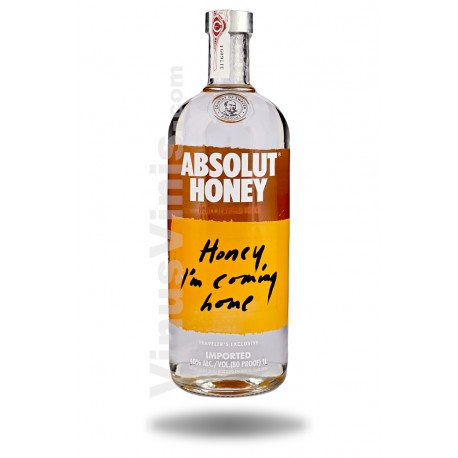 Vodka Absolut Honey (1L)