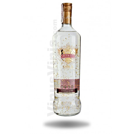 Vodka Smirnoff Gold (1L)
