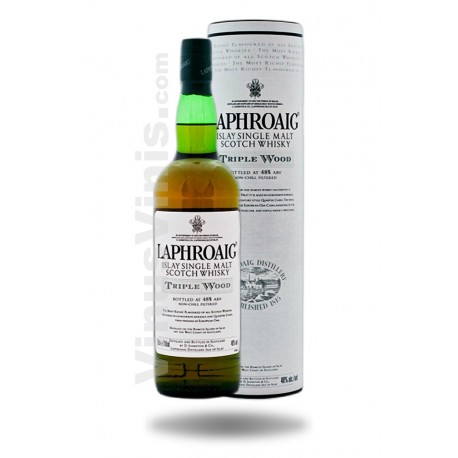 Whisky Laphroaig Triple Wood