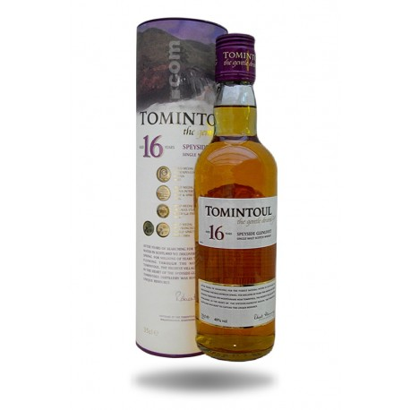 Whisky Tomintoul 16 jahre