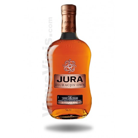 Whisky Isle of Jura 16 años Diurachs' Own